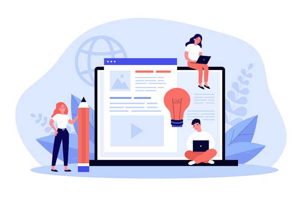 article generator for marketing tool